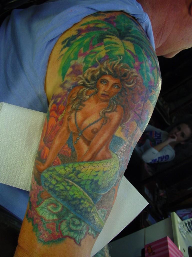 Terry's mermaid 2