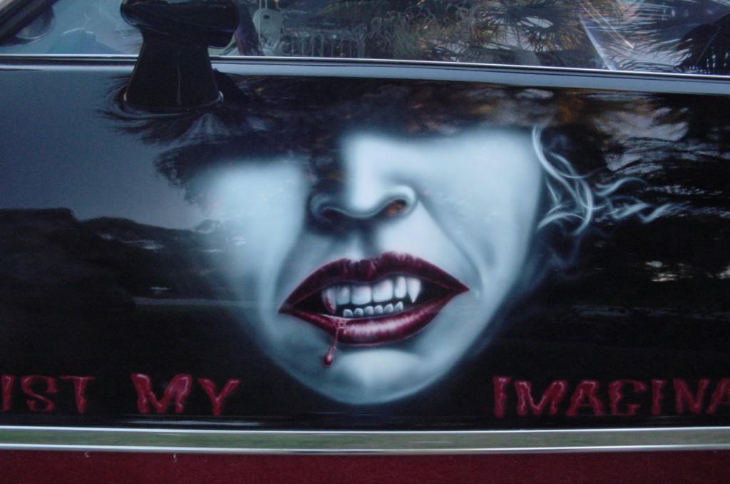 vampiress door