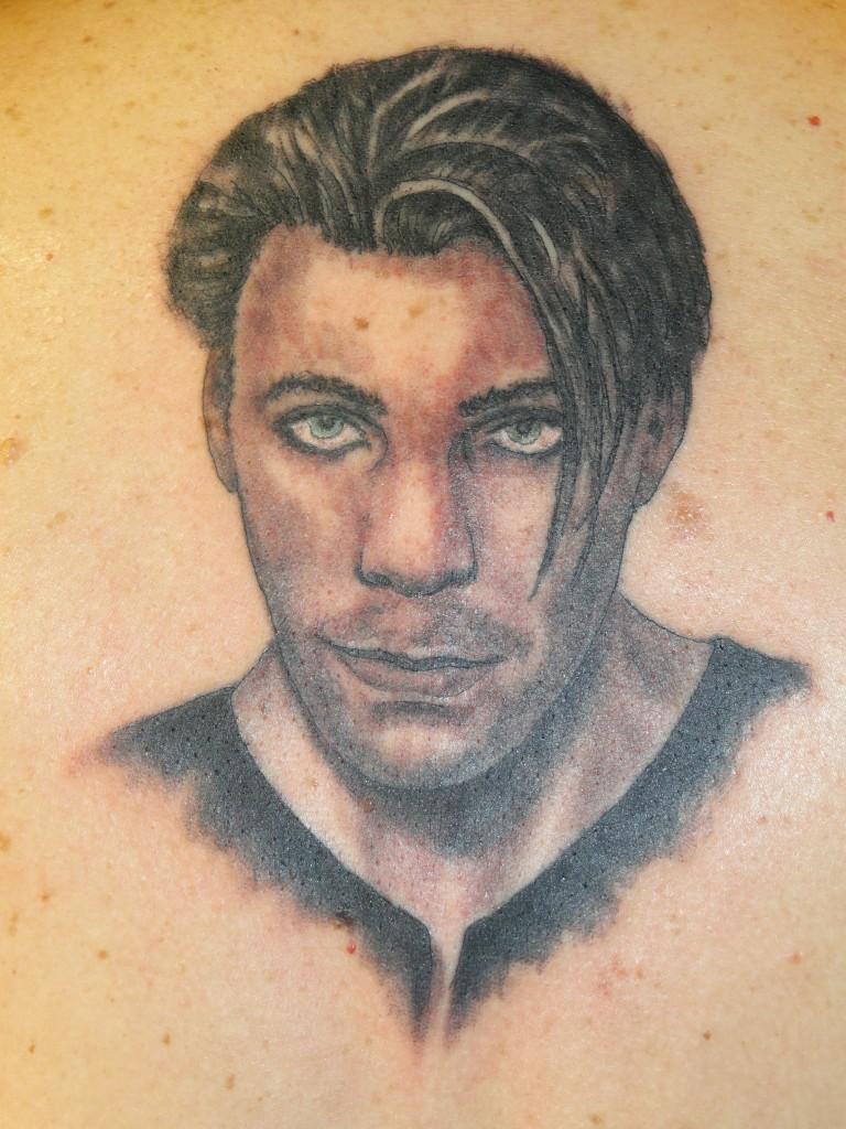 Lindemann portrait
