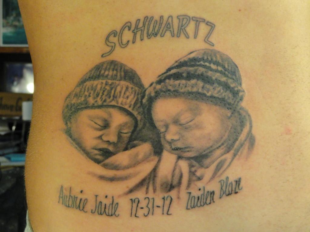 Schwartz twins
