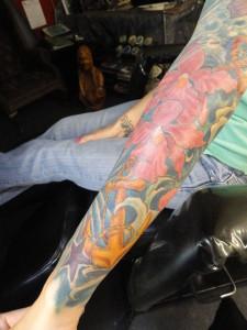 floral sleeve 6