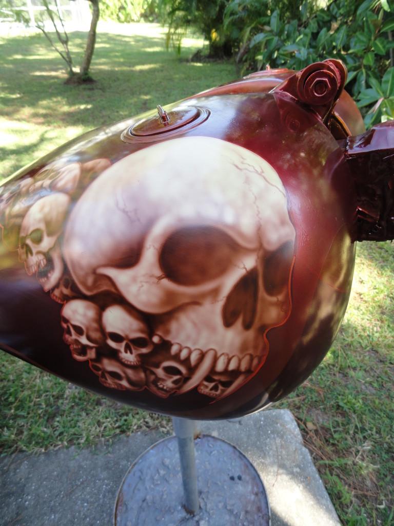 reaper skull tank 2