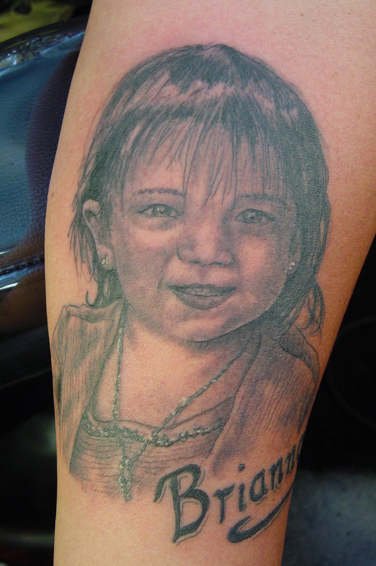 Child portrait Brianna
