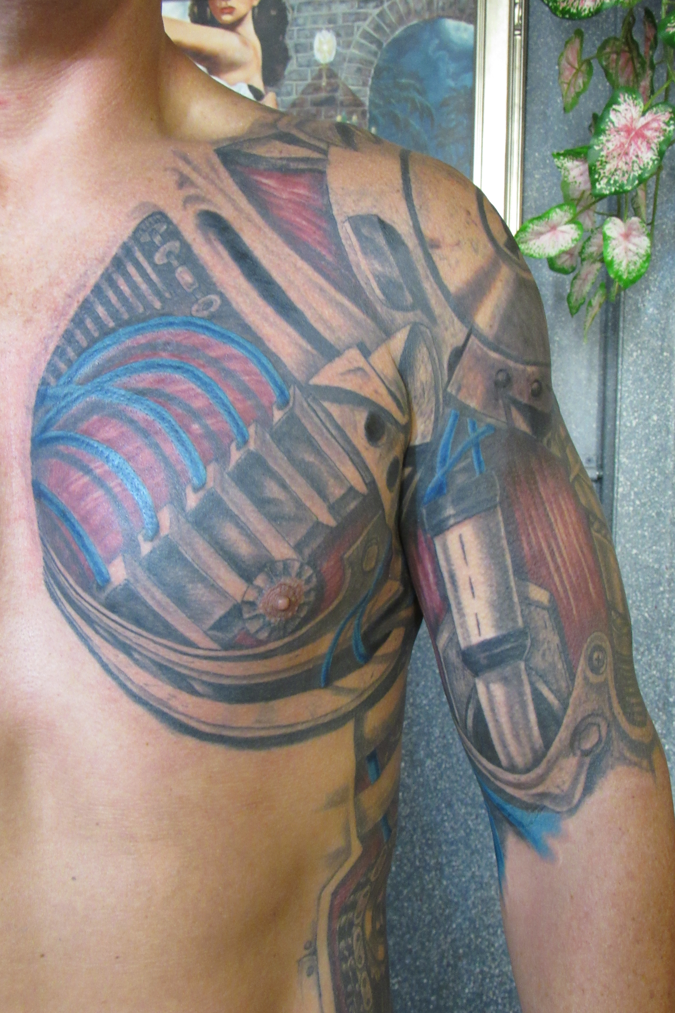 Mark Davern Tattoo | Incredible custom artwork, tattoos, portraits ...